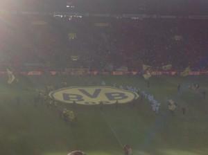 Immer wieder ein Highlight im Berufsjahr: das Derby! (Foto: twitter.com/AndiErnst)