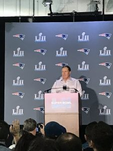 Patriots-Coach Bill Belichick