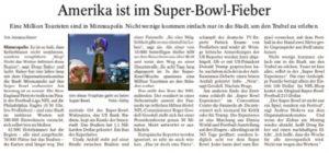 Reportage in Thüringen!