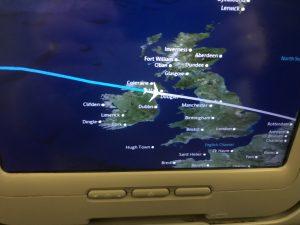 Ankunft in Amsterdam in 3, 2, 1 ...