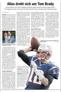 Meine Tom-Brady-Geschichte!