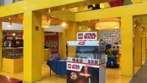 Shoppen Teil 2: Lego Store.
