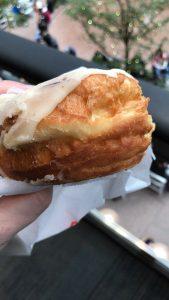 Das ist mal ein Donut, woll?