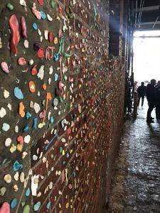 """Die """"Gum Wall"""""""