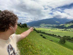 Wanderung von Mittersill nach Rettenbach und zurück - Frühsport.