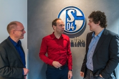 Januar 2020 - Interview mit Schalkes Marketingvorstand Alexander Jobst
