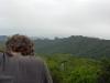 Gomera 2011 - Gipfel des höchsten Bergs Garajonay, 1487 Meter