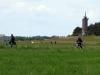 Nordsee 2012 - Böhler Leuchtturm; ein Wahrzeichen von St. Peter-Ording.